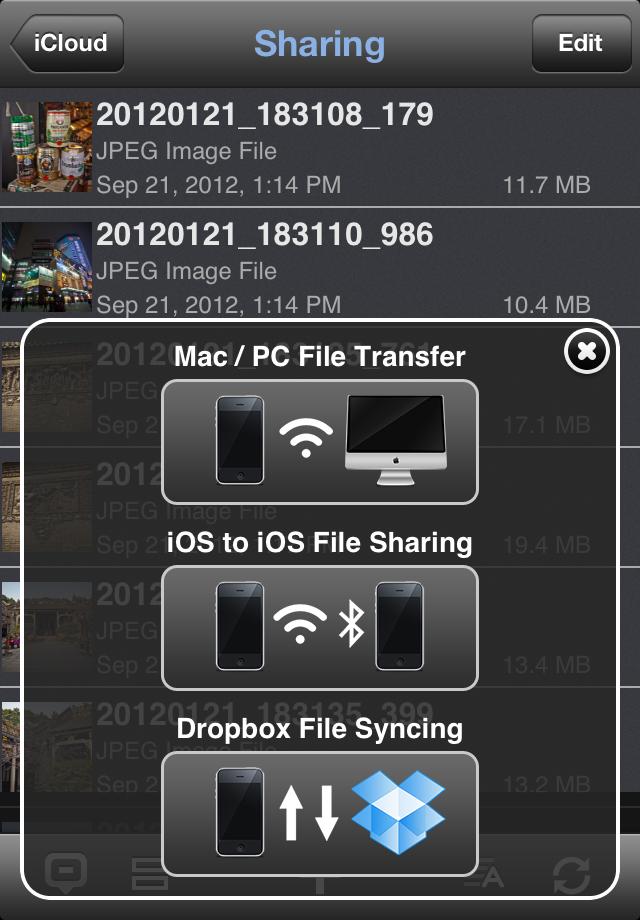 密码v密码(FileSharing,WiFiFlashDrive&Doiphone手机改成4位图片